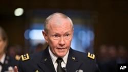 ABŞ-ın Birgə Qərargahlar rəisi general Martin Dempsi