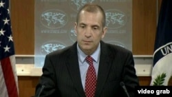 Juru bicara Departemen Luar Negeri AS, Mark Toner (foto: dok).
