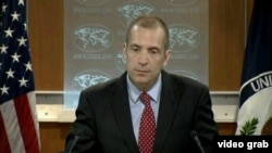 State Department Spokesperson Mark Toner