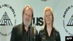 Grupi suedez Abba i shtohet Hollit të Famës në muzinën Rock and Roll