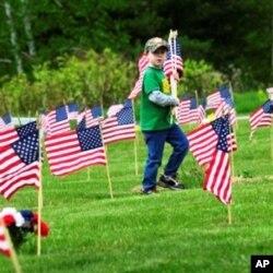華盛頓在陣亡將士紀念日舉辦大型活動
