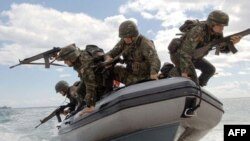 Десант НАТО