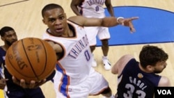 Russell Westbrook (Archives)