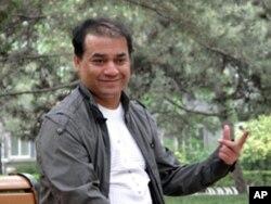 中国中央民族大学维族学者伊力哈木•土赫提