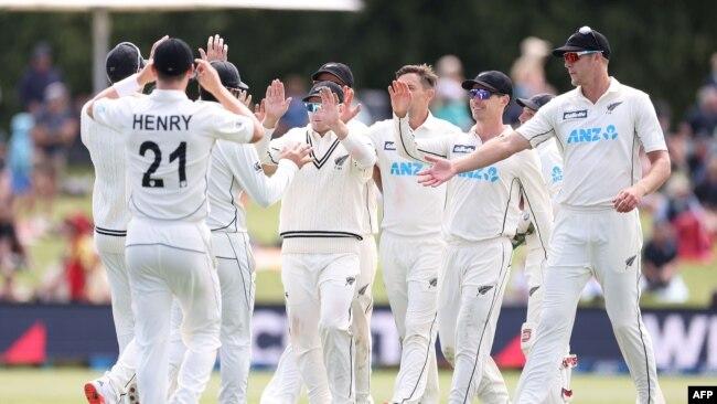 نیوزی لینڈ نے پاکستان کو دو ٹیسٹ میچوں کی سیریز میں دو صفر سے شکست دی تھی۔