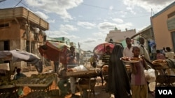 Ethiopian forces cleared Baidoa town of al-Shabaab militants in February of this year, August 24, 2012
