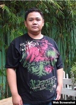 Danh hài Minh Béo (ảnh chụp từ trang vnexpress) bị kiện tại Tòa Thượng thẩm Orange County, tiểu bang California, Mỹ, về nghi án xâm phạm trẻ em vị thành niên.