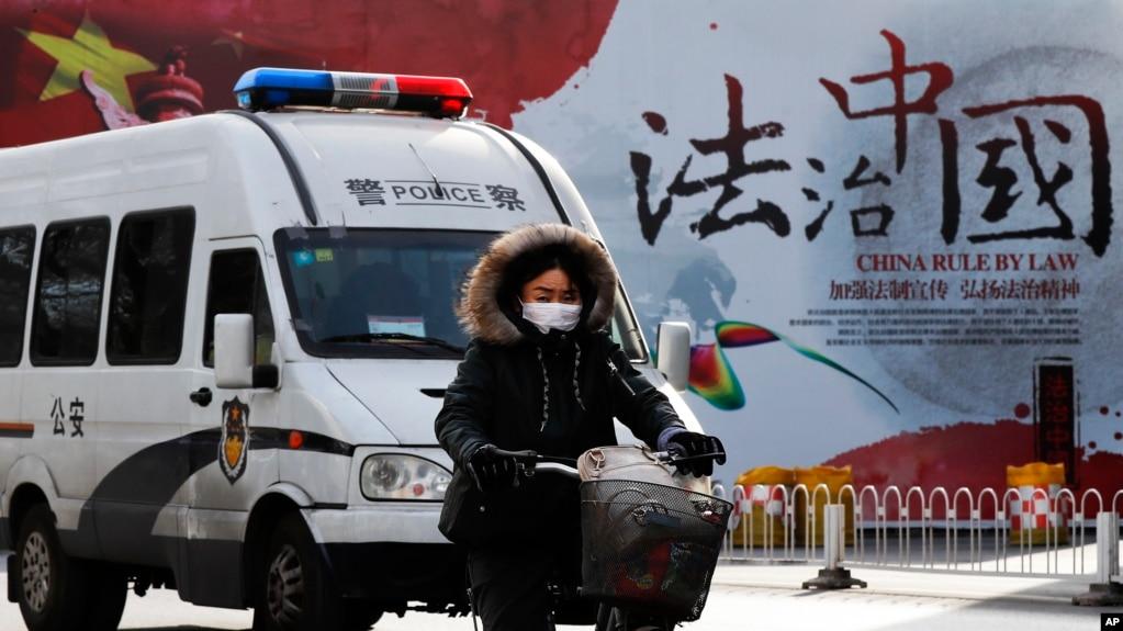 北京過百名商鋪店主上街抗議 稱遭政府無理由驅逐