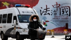 China Abandoning Rule of Law ( In Tibetan)