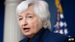 ABD Maliye Bakanı Janet Yellen