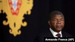 Presidente angolano, João Lourenço
