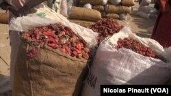 En images : le poivron de Diffa, l'or rouge du Niger