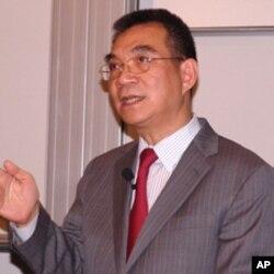 世界银行高级副行长兼首席经济师林毅夫(资料照片)