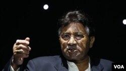 Mantan Presiden Pakistan, Jenderal Pervez Musharraf mengkritik penangguhan bantuan militer AS.