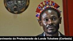 Mwakapenda Kamulemba, autoridade tradicional, Lunda Norte, Angola