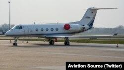 Un jet Gulfstream Aerospace G-1159A Gulfstream III matriculas YV-2896 cayó al mar cerca de la península de Macanao en la Isla de Margarita.