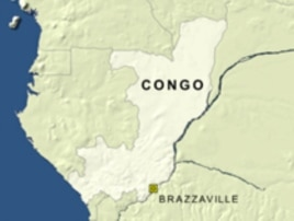 The Oubangui River forms the Republic of Congo's northeastern border with the DRC, eventually emptying into the Congo River as it winds its way down to the ROC capital, Brazzaville.