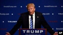 Donald Trump sigue atrayendo a los votantes republicanos.