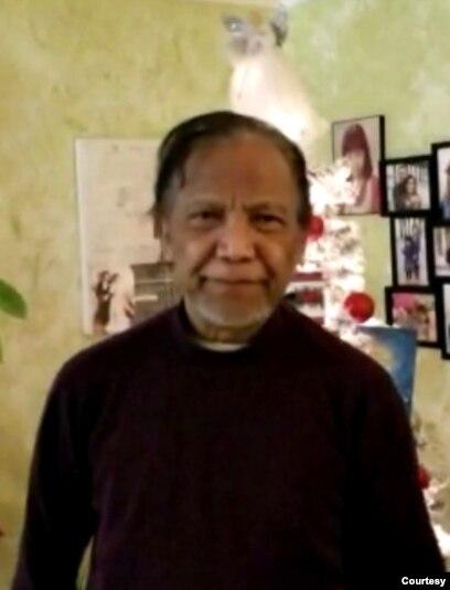 Tony Kansil, Ketua Perhimpunan Masyarakat Kristiani Indonesia Wilayah Washington, DC, Maryland dan Virginia.