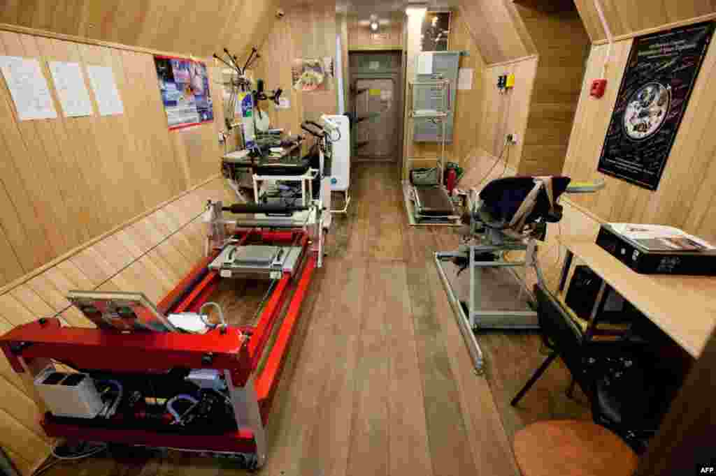 «Марс-500»: экспедиция в «бочке» к Красной планете