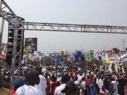 Reportage de Gino Rehema, de Top Congo FM, station partenaire de VOA Afrique à Kinshasa