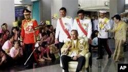 Quốc vương Thái Lan đã chính thức chấp thuận hiến pháp tạm thời.