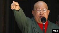 Presiden Venezuela Hugo Chavez akan kembali menjalani pemeriksaan lanjutan kanker ke Kuba selama seminggu (foto:dok).