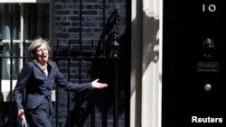 Theresa May asumirá como primera ministra británica este miércoles, 13 de julio de 2016.