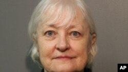 Marilyn Hartman, arrêtée par la police de Chicago, en janvier 2018.