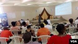 Ababalisi bezifundo zeGuidance and Counselling emhlanganweni wabo koBulawayo