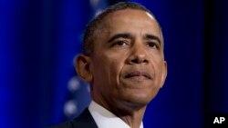Predsednik SAD Barak Obama