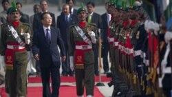 امضای میلیاردها دلار قرارداد میان چین و پاکستان