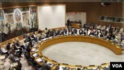 """Estados Unidos pidió al Consejo de Seguridad de las Naciones Unidas que """"imponga enérgicas sanciones"""" al gobierno de al-Assad."""