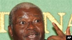 Gamito sucede a Mondlane na liderança do Conselho Constitucional