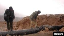د سندهـ او بلوچستان ايالت نه پنجاب صوبې ته د گېس په تلونکو پائپونو په يوه مياشت کې دغه دوهمه چاؤدنه ده