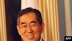 Ngoại trưởng Nhật Matsumoto nói rằng về mặt lịch sử và luật quốc tế quần đảo là một phần quan trọng của Nhật và không có vấn đề lãnh thổ nào cần phải giải quyết