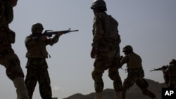 Binh sĩ NATO tại Afghanistan
