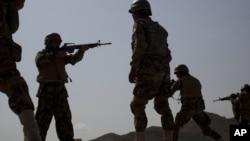 Pripadnici koalicionih snaga u Avganistanu