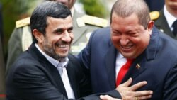ديدار محمود احمدی نژاد و هوگو چاوز