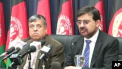 وزیر مبارزه با مواد مخدر در قندهار