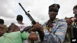 """Ibrahim Coulibaly Umukuru w'Umugwi, """"Comando Invisible"""" Yarishwe"""