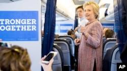 Hillary Clinton မဲဆြယ္မႈျပန္စ