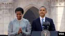 El presidente Obama aspira a que el comercio bilateral sume 50 mil millones de dólares este año.