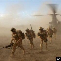 امریکہ میں افغان جنگ کی حمایت سے متعلق متضاد رائے