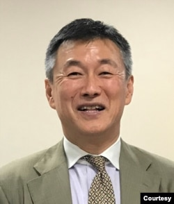 日本帝京大学经济学部教授川上佑司 (照片提供: 川上佑司 )