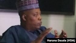 Gwamnan Borno, Kashim Shettima