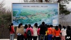 Các tour du lịch định kỳ từ Trung Quốc đến Bắc Triều Tiên giờ đây không còn chỗ trống.