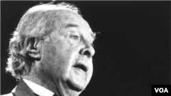 VOA Director John Houseman (1942 – 1943)
