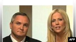 زوج آمریکایی حضور بی دعوت درضیافت کاخ سفید را انکارمی کنند