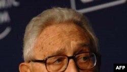Cựu Ngoại trưởng Hoa Kỳ Henry Kissinger